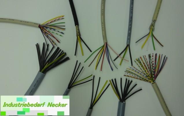 Lapp Kabel ÖLFLEX CLASSIC 110 4x2,5mm² Steuerleitung 1119404 100 Meter