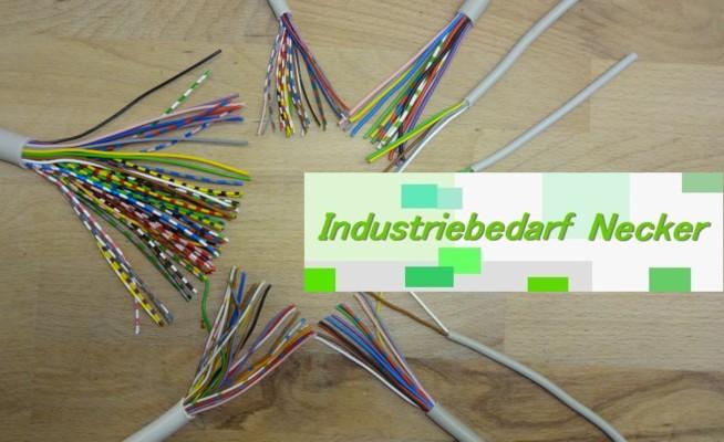 0034410 Steuerleitung flexibel geschirmt UNITRONIC LiYCY 10x0,25mm² Lapp Kabel
